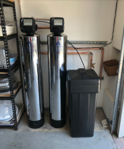 Aqualistic's whole house water filtration systems